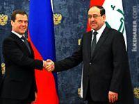 Irak Rusya'yla 4,2 milyar dolarlık silah anlaşmasını iptal etti