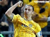 İbrahimoviç'tan inanılmaz gol!