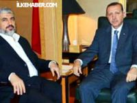 Erdoğan Hamas lideri Halid Meşal'le görüştü