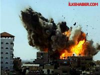 Gazze yanıyor dünya seyrediyor!