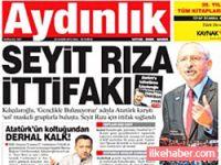 Kılıçdaroğlu'ndan çok sert Aydınlık tepkisi