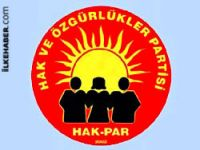 HAK-PAR: Sadece BDP'li vekillere dokunulmasını doğru bulmuyoruz!