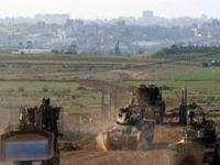 İsrail askerleri Gazze'ye girdi, çatışma çıktı