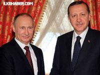 Putin 10 Bakanı'yla Ankara'da