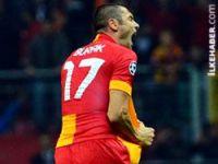 Galatasaray Braga'dan turla döndü