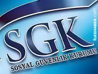 SGK: Emeklilerinin aylıkları yüzde 5.7 artacak