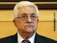 Abbas'tan Türkiye'ye Filistin teşekkürü