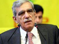 Ahmet Türk PKK'ye seslendi