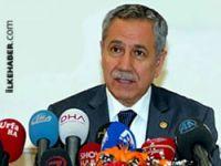 Arınç: Cizre'deki polis ekiplerine bir çok takviye yapıldı