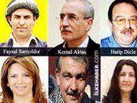 BDP'li 'tutuklu vekiller' meclis'te!
