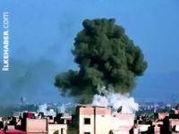 Esad Hama'da yine katliam yaptı!