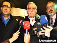 Ahmet Türk: Kürt halkının başı sağolsun