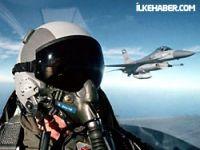 'Suriye'de 4 Türk pilot tutuklandı' iddiası