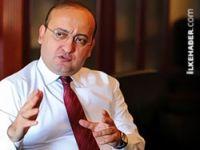 Yalçın Akdoğan: Şiddet eylemlerine izin vermeyeceğiz