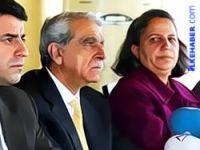 BDP ve DTK Eş Başkanları İmralı'ya gitmek için başvurdu