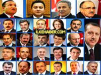 AK Parti'de kim gidecek kim gelecek?