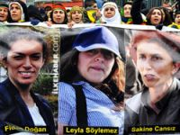 Üç Kürt kadını üç ayrı Şehire gönderildi