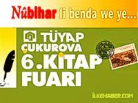 Nûbihar Tüyap Adana Kitap Fuarı'na katılıyor