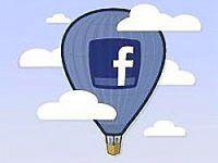 Facebook uçuşa geçti
