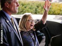 Hillary Clinton veda etti...