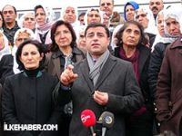 Demirtaş, Silivri'de gazetecilerin davasını izledi