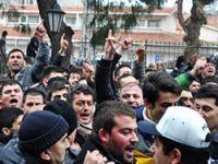 Sinop'ta barışa karşı provokasyon!