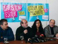BDP heyeti Karadeniz ziyaretini Samsun'da noktaladı