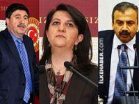 Öcalan'la görüşen BDP heyeti Eşbaşkanlarla bir araya geldi