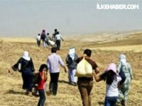 Rakka'daki Kürtler kenti terk ediyor