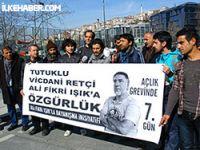 Vicdani retçilerden çağrı: Ali Fikri Işık'a özgürlük!