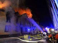 Almanya'da yangın: 8 Türkiye'li hayatını kaybetti