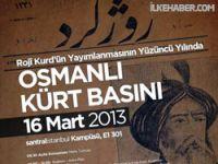 Bilgi'de 'Osmanlı Kürt Basını' konferansı
