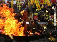 Tarihi Diyarbakır Newroz'u sona erdi