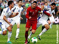 Ronaldo, İsrailli futbolcuya formasını vermedi