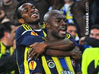Fenerbahçe Lazio'yu 2-0'la geçti