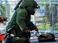 Dicle Üniversitesi'nde patlayıcı dolu çanta bulundu