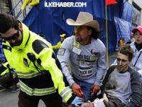 Boston maratonunda patlama: 3 ölü