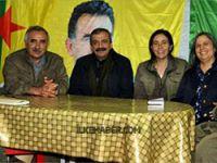 BDP heyeti Öcalan'ın mektubunu Kandil'e teslim etti