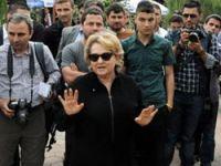 Cizre'de Akiller sivil polislere çekim yaptırmadı