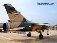 İran'da F-5 uçağı düştü: 2 pilot öldü