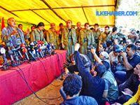 PKK gerillası: Vay demek Cumhuriyet de buralara gelirmiş!