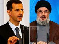 Hizbullah'tan Esad'a tam destek