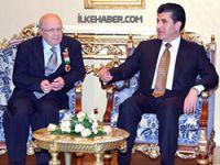 Barzani: Türkiye'deki Kürt sorunu terör sorunu değil, bir milletin sorunu