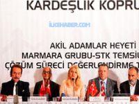 Orhan Gencebay Akil İnsanlar'la ilk kez toplantıya katıldı