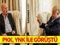 PKK, YNK ile Süleymaniye'de görüştü