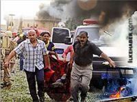 Kerkük'te peşmergeye bombalı saldırılar