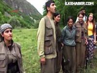 Dersim'den çekilen PKK'li grup sivilleri uyardı