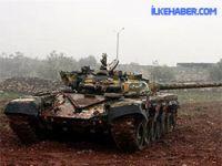 Suriye ordusu stratejik kasabayı geri aldı