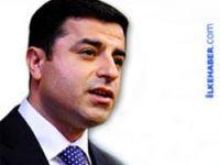 HDP'nin Cumhurbaşkanı adayı Demirtaş mı?