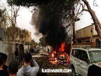 Lübnan'da Hizbullah karşıtı gösteri
